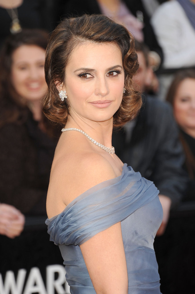 Penelope Cruz at the Oscars.