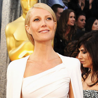 Gwyneth Paltrow Oscars Pictures 2012