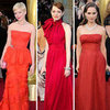 Red Carpet Dress Pictures at Oscars 2012