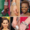 See All the Celebrity Jewellery and Accessories from the 2012 Oscars Red Carpet: Bags and Bauble Abound!