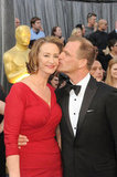 Janet McTeer and Joe Coleman