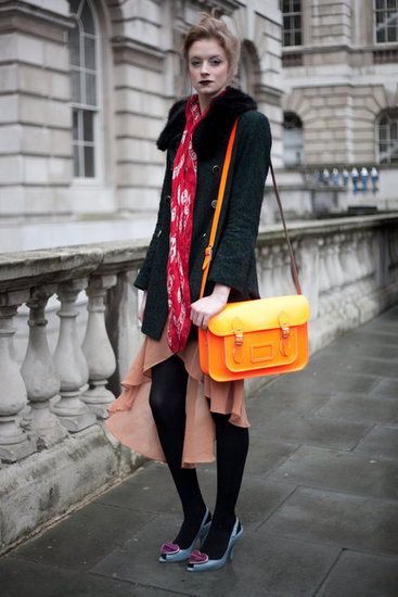 London Fashion Week Street Style — Fall 2012 Edition (Updated!)