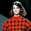 Topshop Unique Fall 2012: Hair, Makeup, and Nails