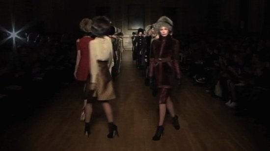 Watch the Entire Temperley London Fall 2012 Runway Show