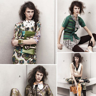 Marni For H&M Lookbook Pictures