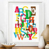 Alphabet Prints From Etsy