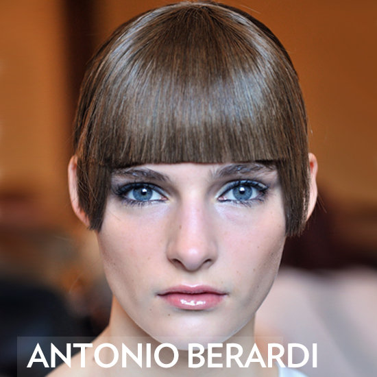 Bobbing Along at Antonio Berardi Autumn/Winter 2012
