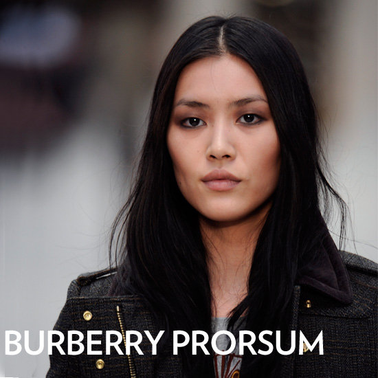 Burberry Goes Dark and Subtly Sexy For A/W 2012