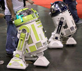 A rainbow of R2D2 companions.  Source: Flickr User gordontarpley