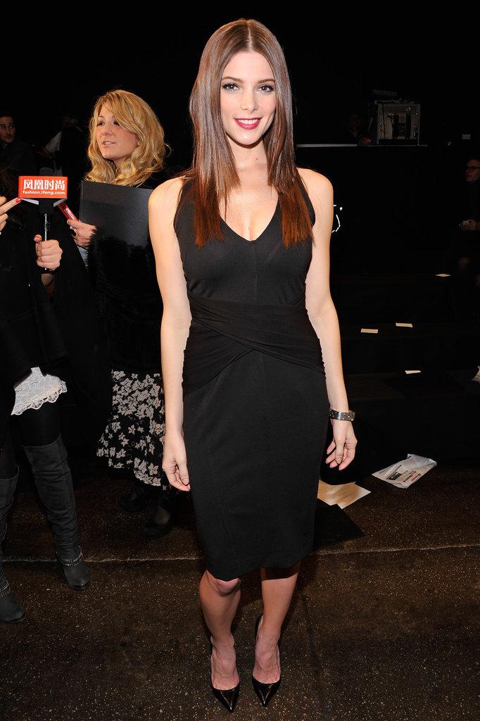 A sexy halter-style Donna Karan in 2012.