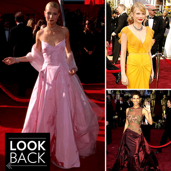 55 Pictures of Oscars Dresses From Over the Years: Gwyneth Paltrow, Michelle Williams, Angelina Jolie & More!