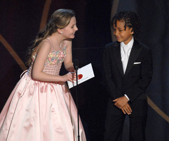 Abigail Breslin and Jaden Smith, 2007