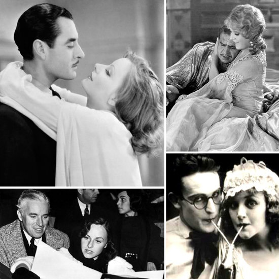 Real Romances of the Silent Film Era