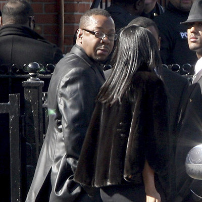 Latest Reports on Bobby Brown Drama at Whitney Houston's Funeral