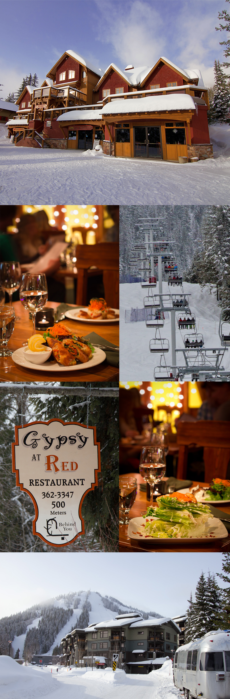 Gypsy at Red - Restaurant, Rossland BC