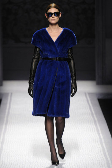 Alberta Ferretti Runway Fall 2012