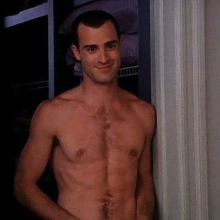 Justin Theroux Shirtless Video