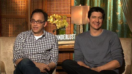 Wanderlust's Ken Marino and David Wain Dish on Jennifer Aniston and Their Film's Full-Frontal Nudity