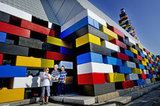 The Church That Legos Built: Lego-Style Bricks Make an Architectural Appearance