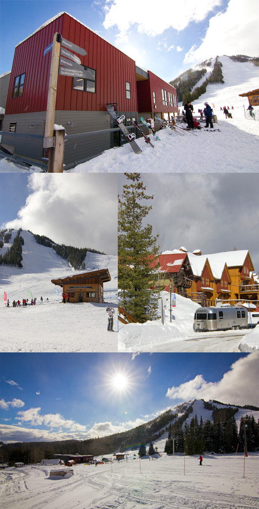 Red Mountain Resort, Rossland, British Columbia