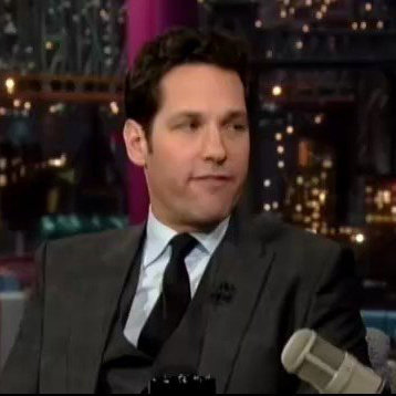 Paul Rudd Interview About Jennifer Aniston on Friends