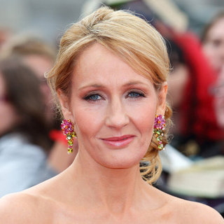 J.K. Rowling Writing Book For Adults