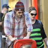 Ben Affleck and Jennifer Garner treated their daughters to a Disneyland visit.