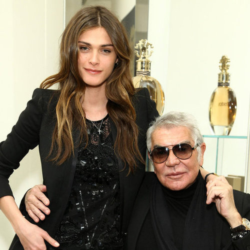 Roberto Cavalli Talks About His New Perfume
