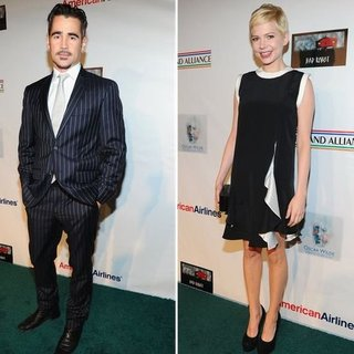 Colin Farrell Talking About Marilyn Monroe (Video)