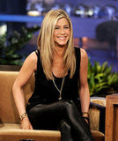 Jennifer Aniston Explains Her Friendship With Chelsea Handler to Jay Leno