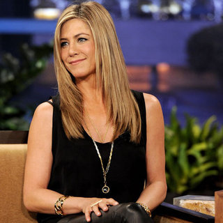 Video: Jennifer Aniston The Tonight Show February 2012