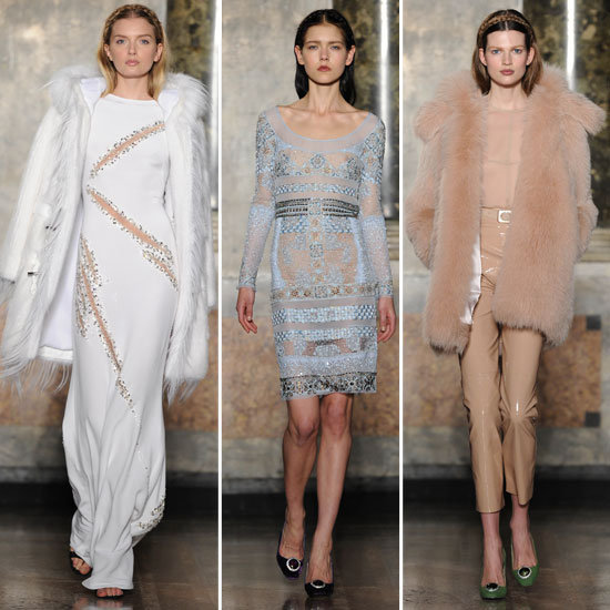 Emilio Pucci Runway Fall 2012