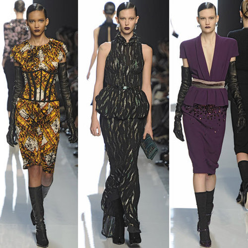 Bottega Veneta Runway Fall 2012