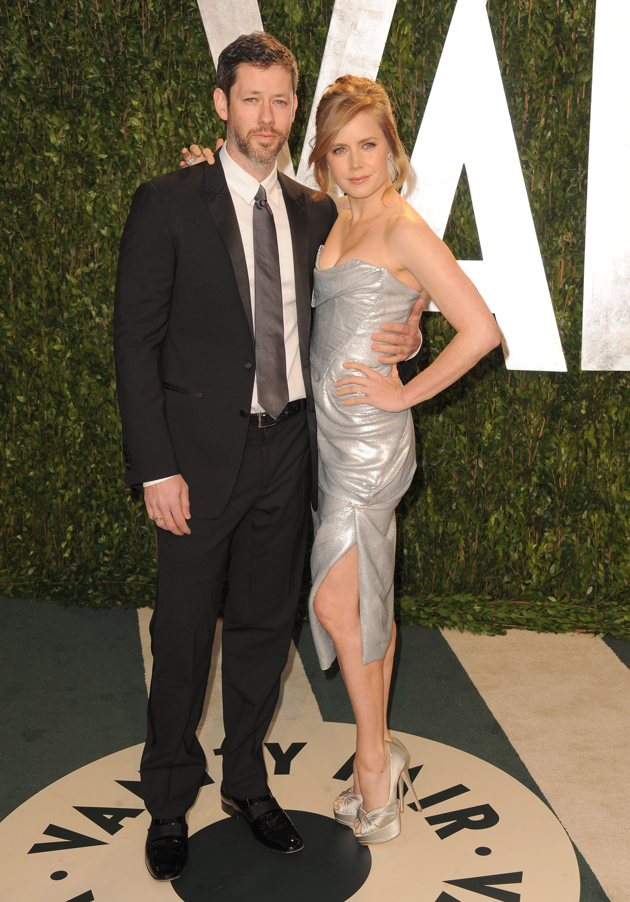 Amy Adams couple