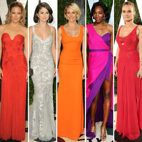 Vanity Fair Afterparty Best Dressed