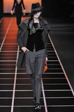 2012 A/W Milan Fashion Week: Giorgio Armani