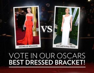 Today Is the Last Day to Vote For Best Dressed in Our Oscar Bracket!