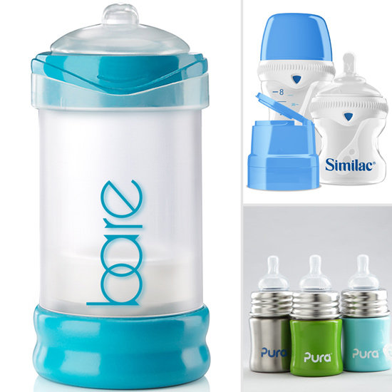 7 New Baby Bottles For 2012