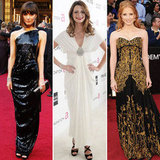 British Designer Dresses Worn on Celebrities at the Oscars