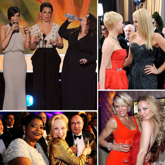 Girls Just Want to Have Fun During the 2012 Award Season