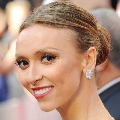 Giuliana Rancic's Hair and Makeup at the 2012 Oscars