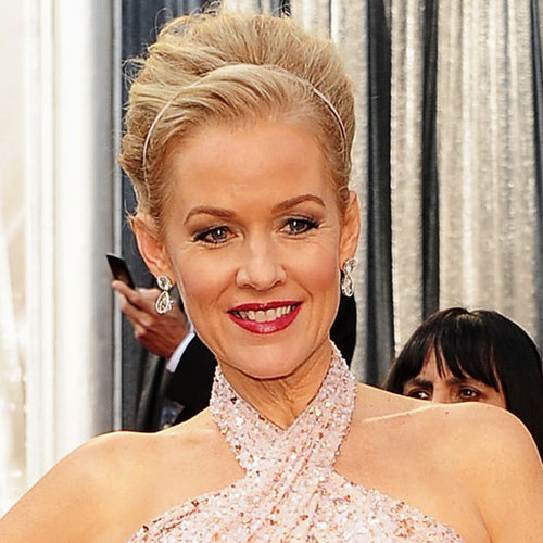 The Artist Star Penelope Ann Miller's 2012 Oscars Hair and Makeup Look