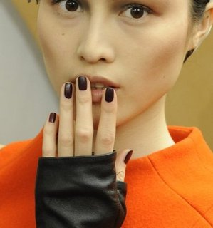 Nail Trends From the Fall 2012 Fashion Week Runways