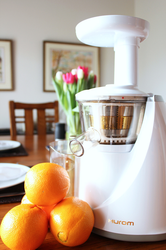 Hurom Smart Slow Juicer Review : Appliance Review: Hurom Slow Juicer POPSUGAR Food