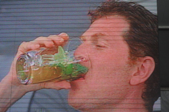 Bobby Flay Really Likes Mojitos