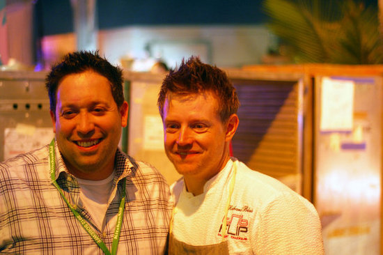 Richard Blais and Mike Isabella