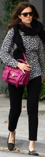 Mandy Moore Pink Bag