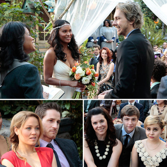Parenthood Sneak Peek: Jasmine and Crosby's Wedding Album!