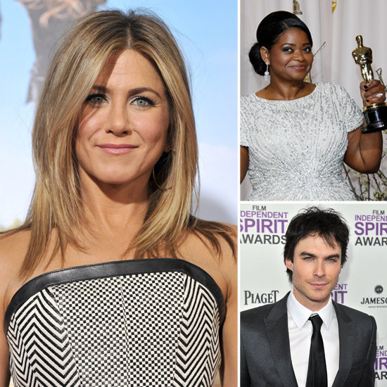 "Jennifer on Justin's ""Serial Killer"" Vibe, Octavia's Oscar Prep, and Ian's Champagne Wish: The Best Celebrity Quotes this Month!"