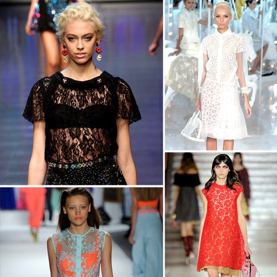 Love Lace? The Look Can Be Yours For Under $100